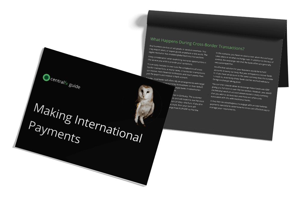 A Guide to Making International Payments Cover