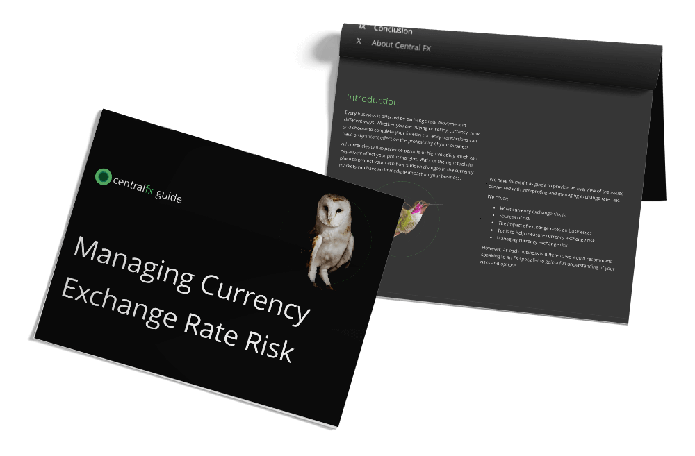 A Guide to Managing Currency Risk Cover